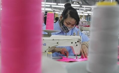 Năng suất lao động của Việt Nam kém hơn Trung Quốc 87%