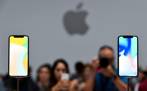 iPhone X đã mở đầu phân khúc smartphone