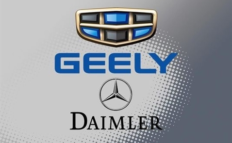 Hãng xe Trung Quốc Geely chi 9 tỷ USD mua cổ phần Daimler