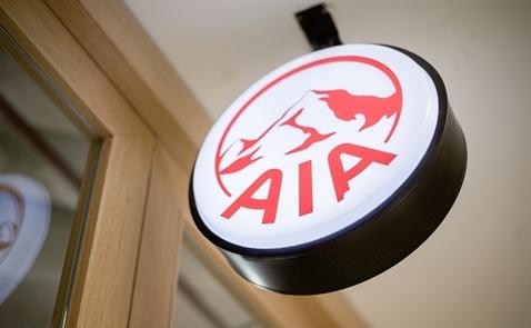 AIA giá trị lần đầu tiên vượt mức 50 tỷ USD