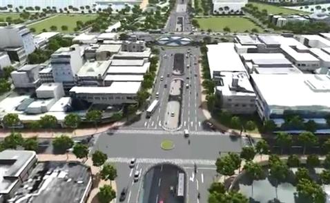 TP.HCM sẽ khởi công 22 dự án cầu đường bộ