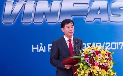 Tập đoàn Vingroup bổ nhiệm Tổng giám đốc mới