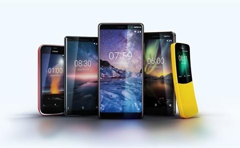 MWC2018: Samsung và Nokia nổi bật với S9 và điện thoại