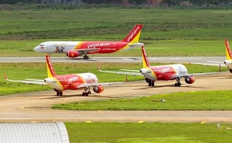 10 dấu ấn tiêu biểu của Vietjet Air trong một năm trên sàn chứng khoán