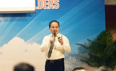 Ông Trương Công Thắng làm Tổng Giám đốc của Masan