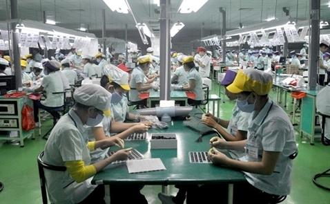Samsung và Formosa đóng góp lớn vào sản xuất công nghiệp 2 tháng đầu năm