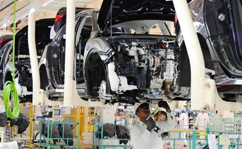 Honda nỗ lực phục hồi xuất khẩu xe hơi vào Việt Nam