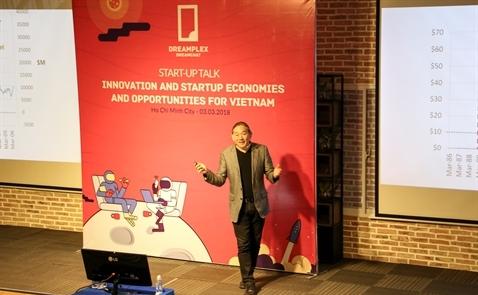 Tìm đường cho startup Việt Nam tại thị trường quốc tế
