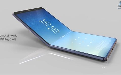 Chiếc điện thoại vuông Samsung Galaxy Wing sẽ trông như thế nào?