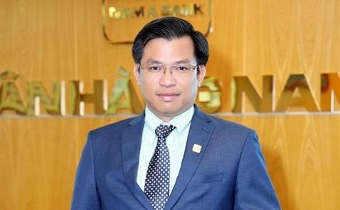 Nam A Bank có Tổng Giám đốc mới