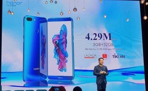 Honor vào Việt Nam, công bố hai mẫu smartphone mới
