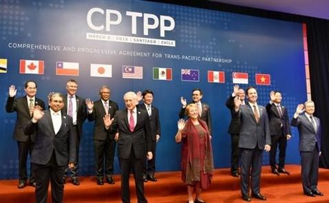 Các nước chính thức ký thỏa thuận CPTPP
