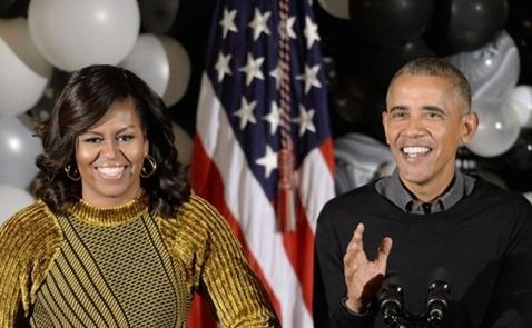 Cựu Tổng thống Obama đàm phán làm phim với Netflix