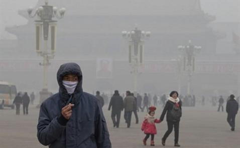 Cuộc chiến chống ô nhiễm của Trung Quốc sẽ thay đổi thế giới