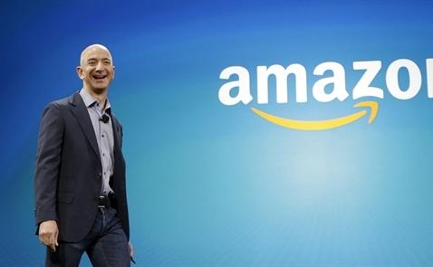 Tỷ phú Jeff Bezos kiếm hơn 5 tỷ đồng mỗi phút