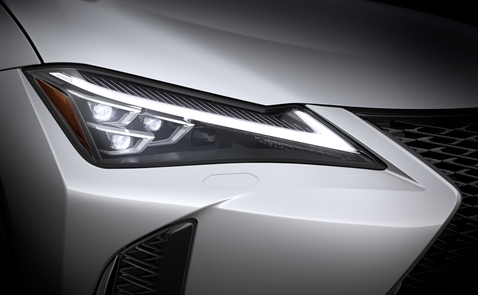 Lexus chính thức ra mắt dòng xe UX mới