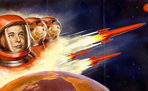 Elon Musk muốn đưa nhân loại lên sao Hỏa vì lo ngại Thế chiến thứ 3