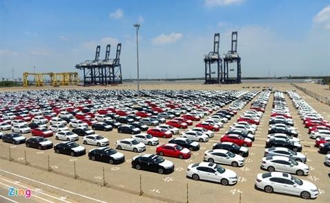 Kịch bản khi xe ASEAN đáp ứng Nghị định 116 tràn vào