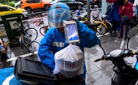 """Giao nhận thức ăn: """"Chiến trường"""" mới của công ty công nghệ Trung Quốc"""