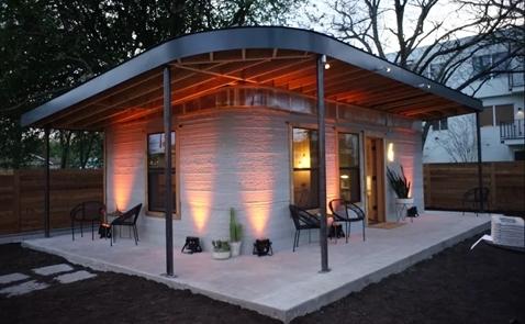 Xây nhà bằng kỹ thuật in 3D: Giải pháp cho hàng tỉ người thiếu nhà ở