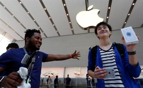 Apple là số 1 trong mắt những người trẻ