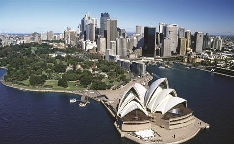 Sức hút của bất động sản Úc