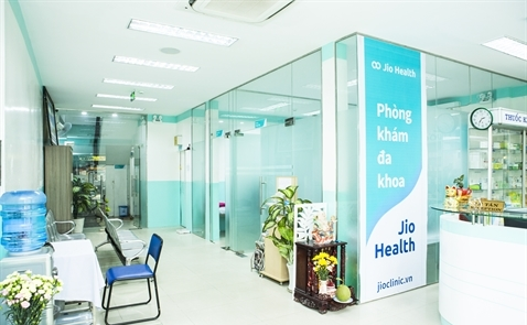 Jio Health  - Ngọn cờ tiên phong