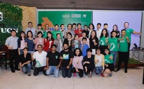 Grab hợp tác cùng OpenStreetMap Hà Nội