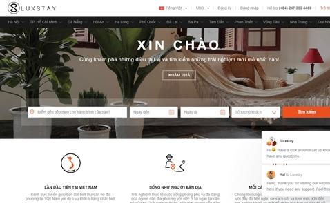 Luxstay công bố gọi vốn thêm 2,5 triệu USD