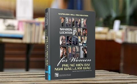 Cuốn sách chứa chìa khóa làm giàu cho phụ nữ hiện đại