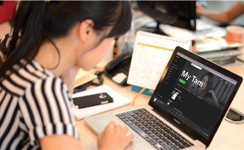 Spotify đặt cược vào  thị trường Việt Nam
