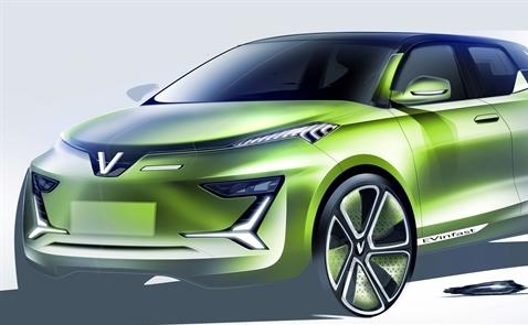 Mẫu ô tô điện và ô tô nhỏ được chọn nhiều nhất của Vinfast