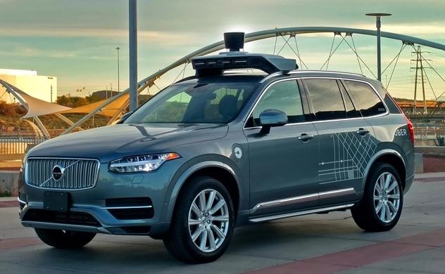 Xe tự hành của Uber gây tai nạn tại Arizona