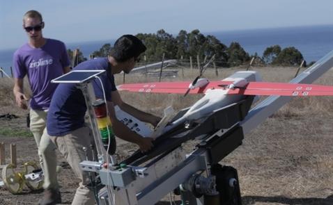 Zipline: Hệ thống chuyển bệnh phẩm và thiết bị y tế bằng drone