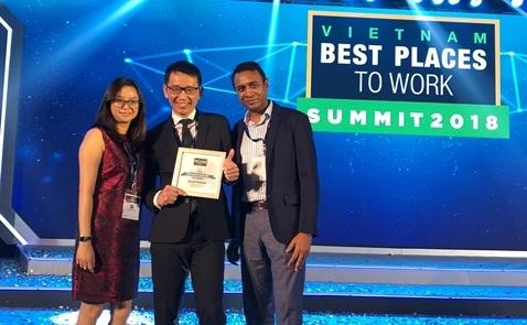 """Cargill 5 năm liên tiếp dẫn đầu """"Nơi làm việc tốt nhất Việt Nam"""""""