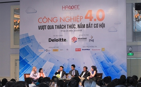 Công nghiệp 4.0: Vượt qua thách thức, nắm bắt cơ hội