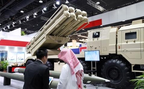 Toàn cảnh thị trường vũ khí thế giới