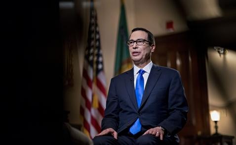 Bộ trưởng Tài chính Mỹ hy vọng đạt thỏa thuận thương mại với Trung Quốc