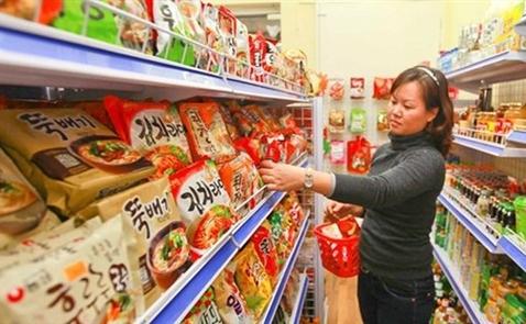 Việt Nam ngày càng thâm hụt thương mại lớn với Hàn Quốc