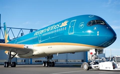 Vietnam Airlines ký hợp đồng bảo dưỡng máy bay 500 triệu USD
