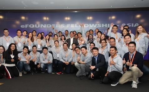 Alibaba mở trường về thương mại điện tử dành cho doanh nhân châu Á
