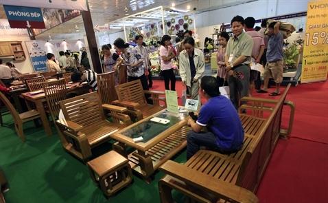 Xuất khẩu đồ gỗ vào thị trường Mỹ: Mối lo từ Trung Quốc