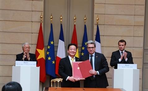 T&T hợp tác với Bouygues đầu tư dự án đường sắt đô thị số 3 tại Hà Nội