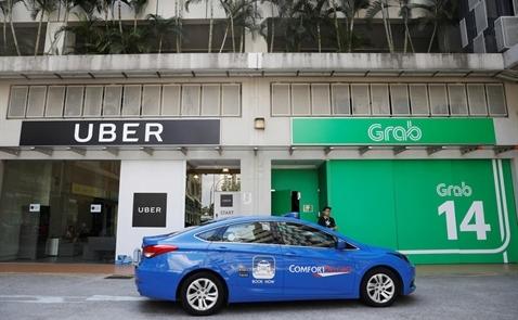 Uber sáp nhập Grab:Cận kề ngày chuyển giao