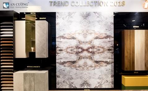 """Bộ sưu tập """"An Cường Trend Collection 2018"""""""