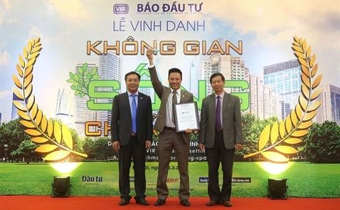Phuc Khang Corporation: Top 20 Dự án Không gian sống chuẩn mực