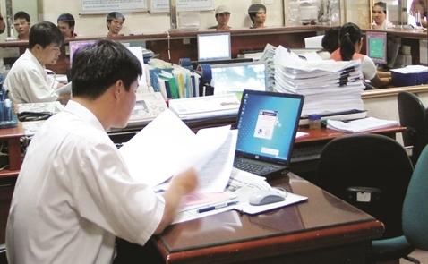 Chính phủ điện tử và cải cách lương công chức