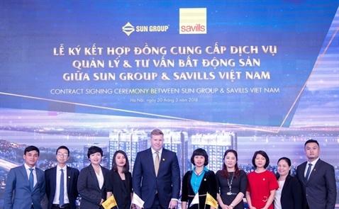 Sun Group chọn Savills quản lý Sun Grand City Ancora Residence