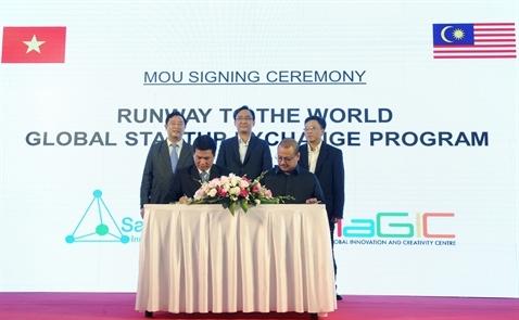 SIHUB đưa startup Việt ra nước ngoài