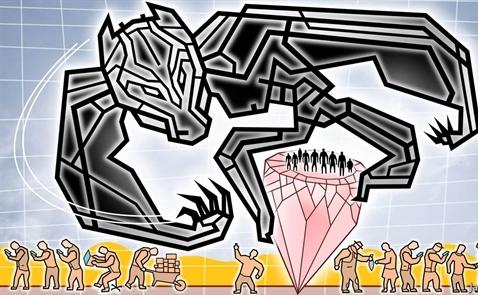 Lờn kháng sinh khiến suy giảm GDP toàn cầu